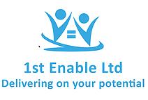 1st enable logo